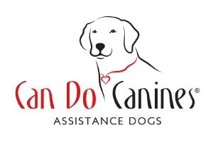Can Do Canines Logo