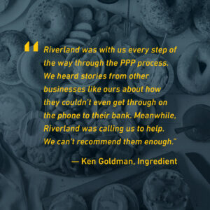 Ingredient testimonial quote