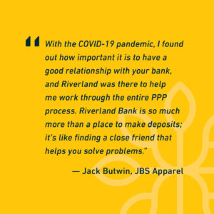 Jack Butwin quote graphic