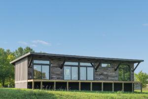Nomadic Shack model home